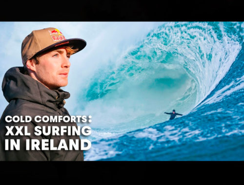 COLD COMFORTS RED BULL SURFING